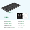 200 Cells Seeding Tray Plastic Nursery Tray 540 x 280 mm