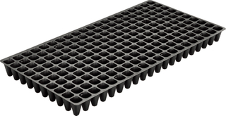 200 Cells polystyrene seedling tray